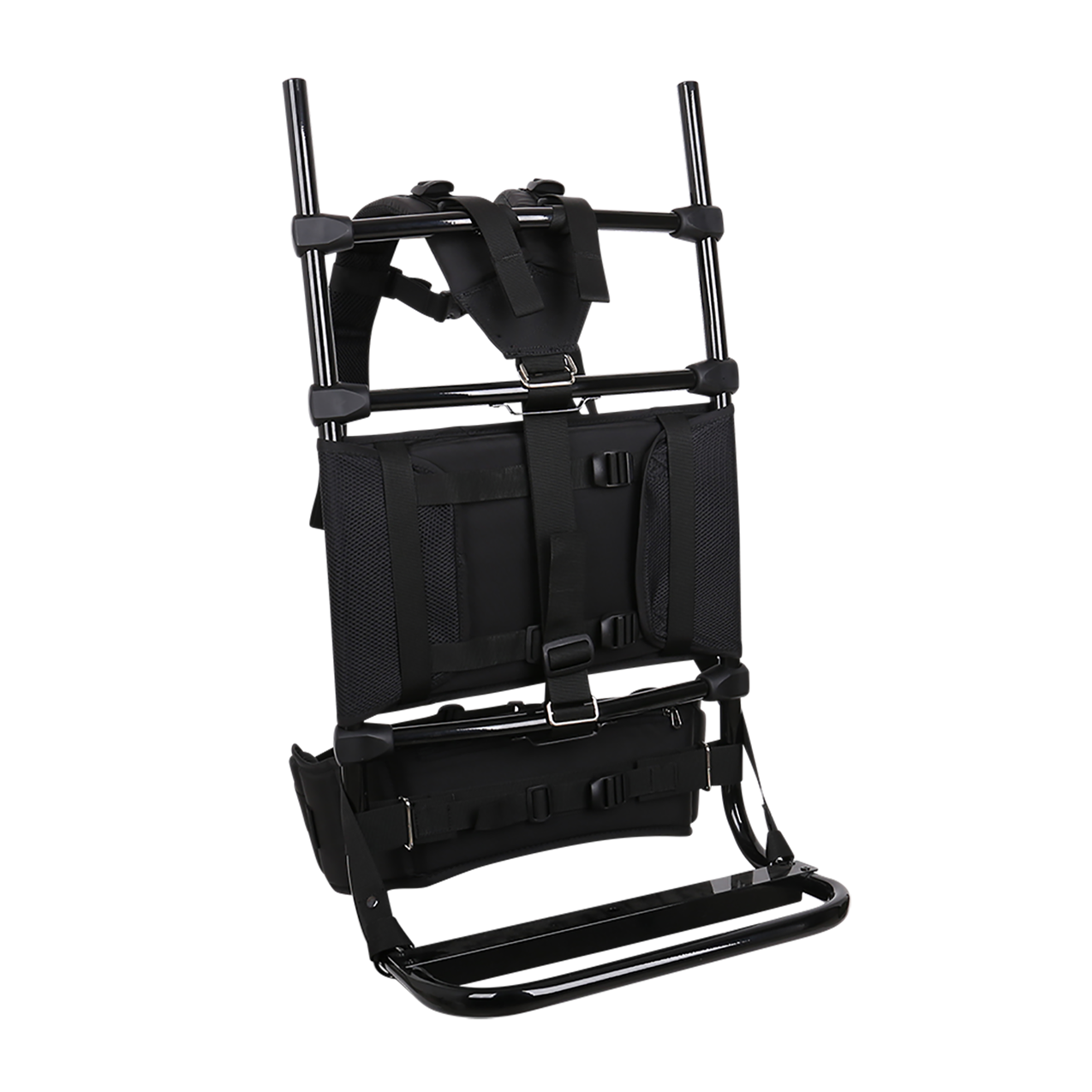 Backpack carrying system
