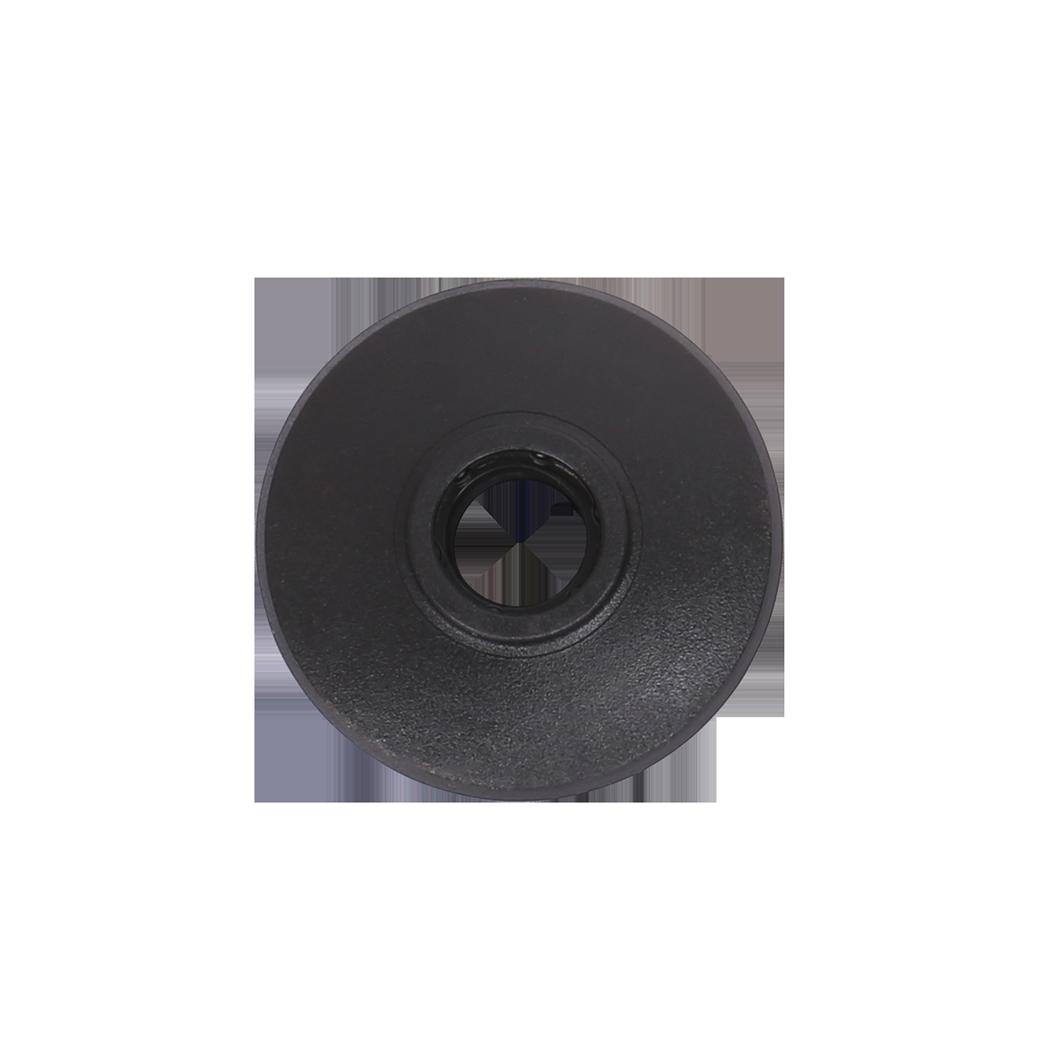 Miniteller schwarz